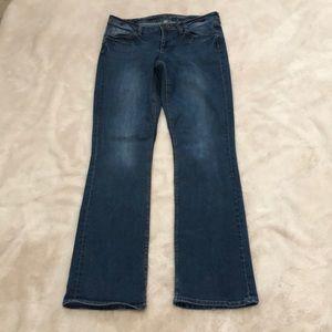NY&Co Curvy Bootcut Jeans